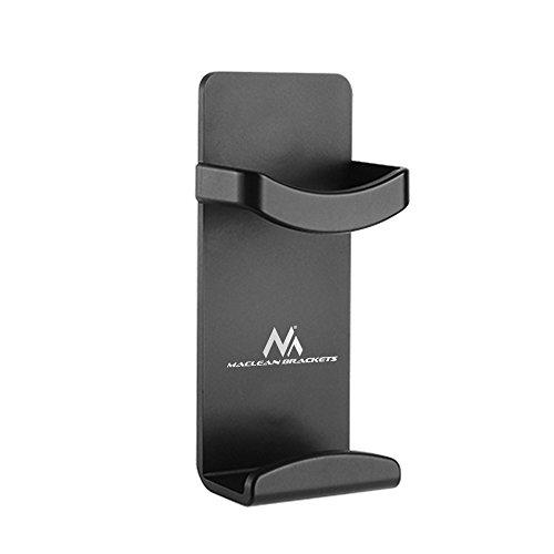 Maclean MC-755 Halterung für TV Fernbedienung Magnet Ständer Halter Fernseher Organizer