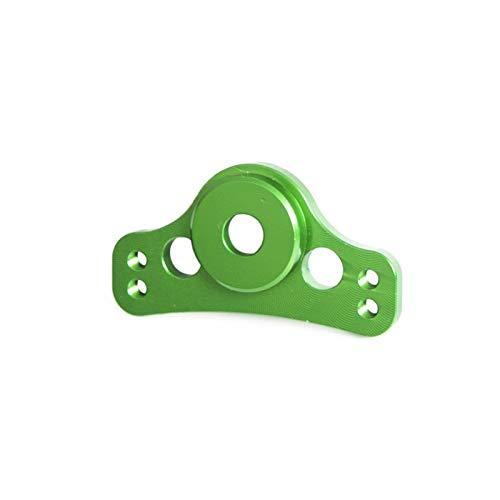 CHENWEI- Soporte de Montaje del medidor de Hora CNC 38 mm para Husqvarna Te Fe TC FC 125 250 350 450 501 (Color : Green)