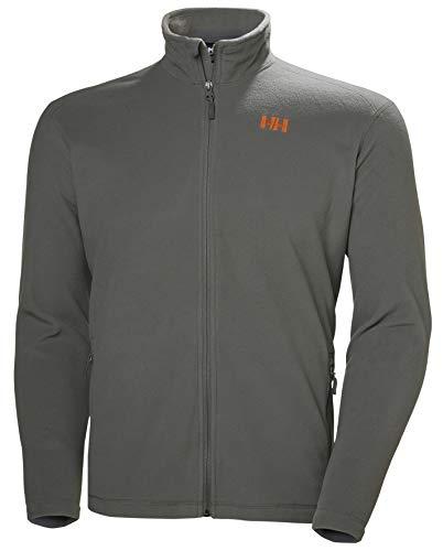 Helly Hansen Herren Daybreaker Fleece Jacket Fleecejacke, Grey, XL