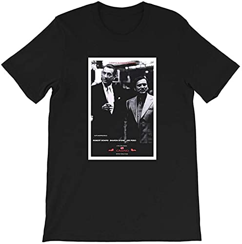 Casino Movie Poster Blu Ray Hollywood Actor Film Vintage Cinema Gift for Mens Womens Girls Unisex T-Shirt Unisex T-Shirt