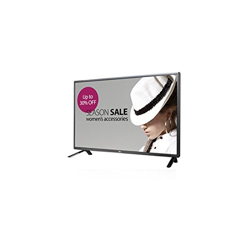 LG Electronics 42LS55A-5B zwart 106 cm (42 inch) LED-monitor (grootte: L, formaat display)