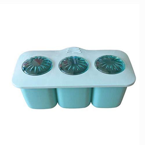 ZGQA-GQA Botella de plástico condimento, cocina Sal Azúcar Tanque de almacenamiento Caja de almacenamiento del hogar Condimento Condimento Botella