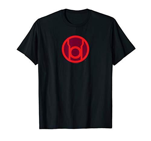 Green Lantern Red Symbol T-Shirt