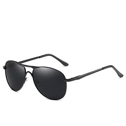 HAOMAO Gafas de Sol polarizadas Vintage Uv400 para Mujeres, Hombres, Lentes de Revestimiento, Gafas de conducción C2