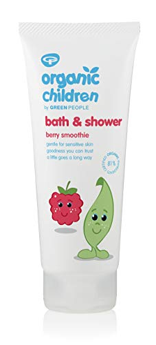 Green People Bath & Shower - Berry Smoothie 200ml