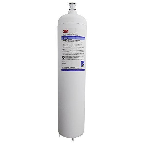 3M Cuno HF90-S Replacement Cartridge for ICE190-S Water Filtration System - 0.2 Micron and 5 GPM by 3M