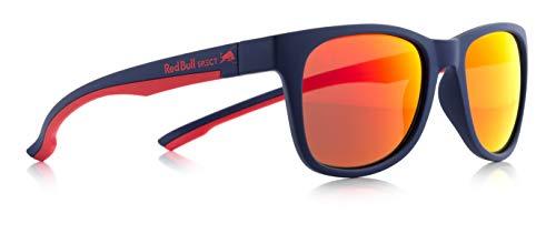 Red Bull SPECT Eyewear Herren Sonnenbrille INDY-009P Dark Blue