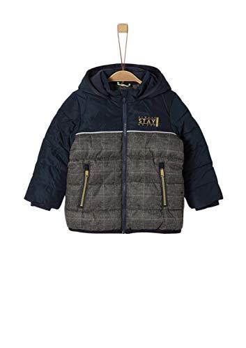 s.Oliver Jungen 64.909.51.2200 Jacke, Blau (Dark Blue 5952), (Herstellergröße: 98)