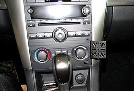 CHEVROLET CAPTIVA DashMount Baujahr ab 2007 KFZ Navi Handy Halterung von telebox