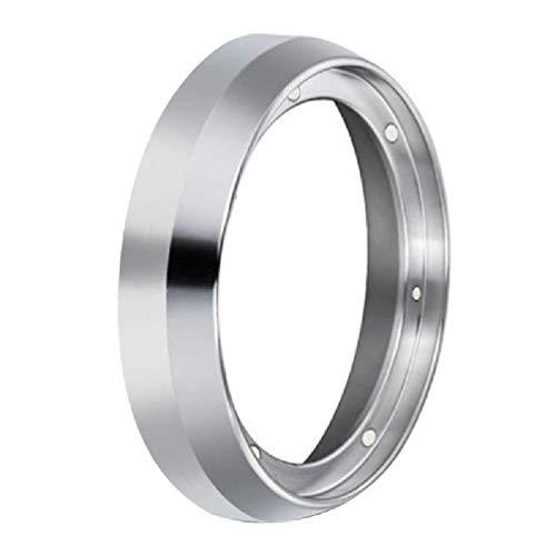Suporte de filtro magnético Doseren de aço inoxidável para cafeteira em pó de café espresso, máquina de koffie, acessórios, brincos de prata esterlina, brincos de prata, brincos de prata esterlina