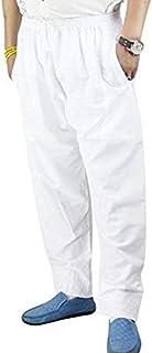 Desert Dress Mens White Trousers Pants Thobe Bottoms Islam Pyjamas Salwar Desert Under Arab Mens Afghan