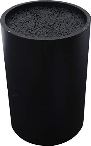 Pradel Excellence KW02 Messerblock aus Keramik aus schwarzem Kunststoff
