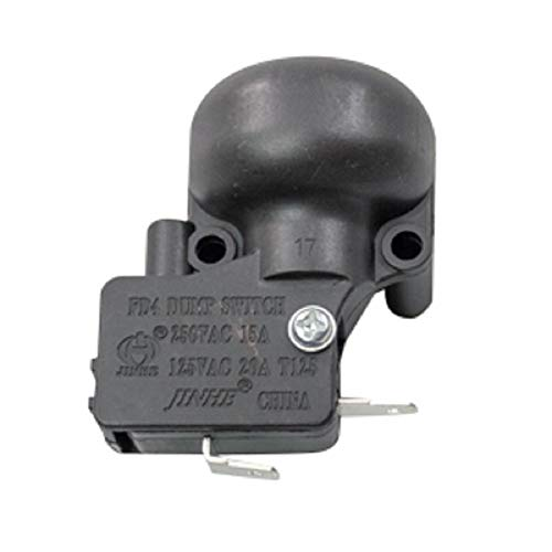 Hiland THP-ATM Mechanical Tip/Tilt Switch for Patio Heaters, One Size, Black