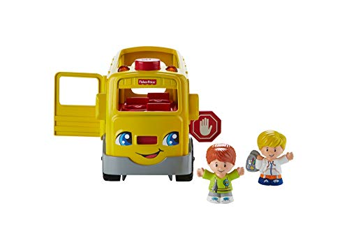 Fisher-Price FKX01 - Little People bus zit met mij