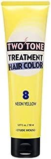 Etude House Two Tone Treatment Hair Color (150ml/5.07oz) Hair Dye New Color Available (#8)