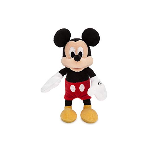 Disney Mickey Mouse Plush - Mini Bean Bag - 9 Inches