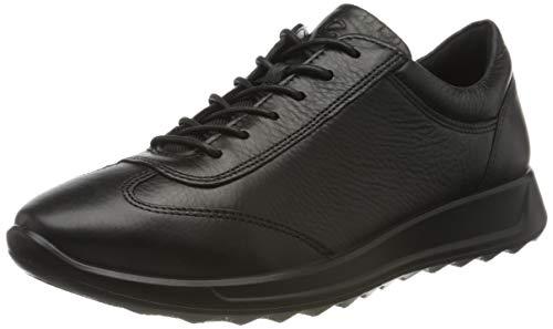 Ecco Damen FLEXURERUNNERW Sneaker, Schwarz (Black 1001), 42 EU