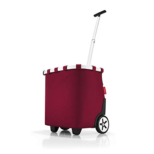 reisenthel carrycruiser dark ruby 42 x 47,5 x 32 cm