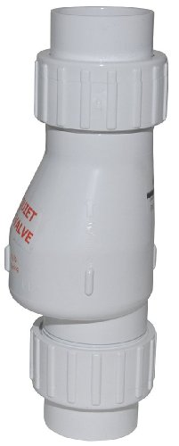 2' PVC Quiet Union Check Valve