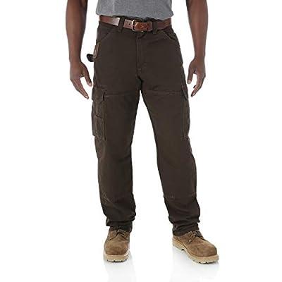 Wrangler Riggs Workwear Men's Ranger Pant,Dark Brown,40x30