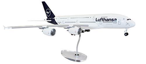 Limox Wings Lufthansa Airbus A380-800 Scale 1:100 | Neue Lufthansa LACKIERUNG |