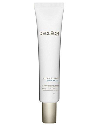 Decléor Hydra Floral White Petal SPF 50 Protective CC Cream, 40 ml