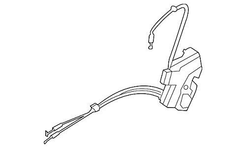 Kia 81420-2K030 Stellmotor für Türschloss