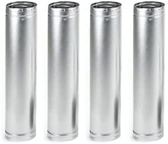Max sold out 60% OFF Simpson Dura-Vent 46DVA-48 Stainless Pack Steel Four