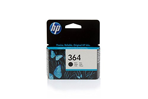 Original HP CB316EE / Nr. 364 Tinte Black für HP PhotoSmart C 5370