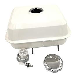 Cancanle Réservoir de Carburant avec Bouchon Filtre à Carburant pour GX140 GX160 GX200 5.5HP 6.5HP 168F 170F Moteur…