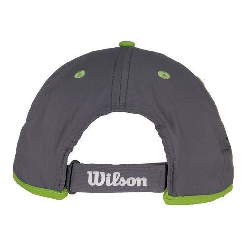 Wilson Erwachsene Kappe Baseball Hat Co Coal OSFA - 6