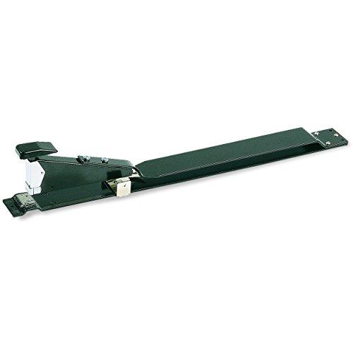 Rapid 10300218 - Grapadora de Brazo Largo para Gruesos y Especiales Modelo HD16 400 mm Color Negro