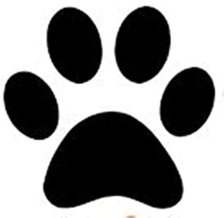 Loyalty Card Self Inking Stamp - Paw Print