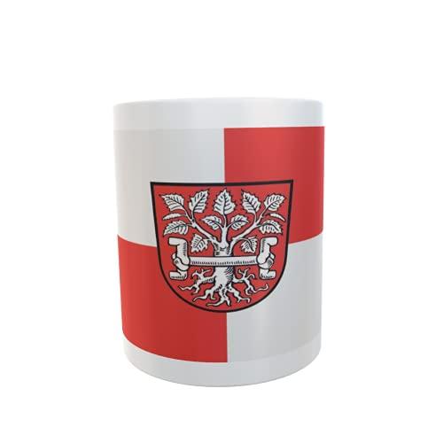 U24 Tasse Kaffeebecher Mug Cup Flagge Birkenau