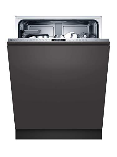 Neff S257EAX36E N 70 XXL-Vollintegrierter Geschirrspüler, 13 Maßgedecke, 60cm