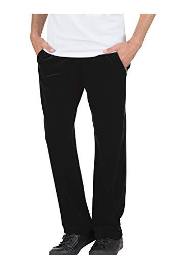 Trigema Herren Nicky Freizeithose Costume de Loisirs, Noir (Schwarz 008), 44 (Taille Fabricant: S) Homme