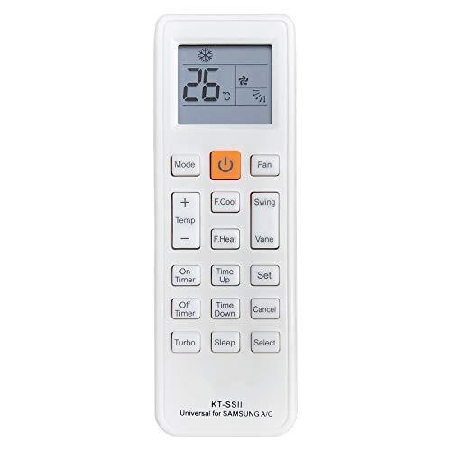 kt-ss Telecomando condizionatore climatizzatore Samsung, Aria condizionata - Pompa di Calore - Inverter