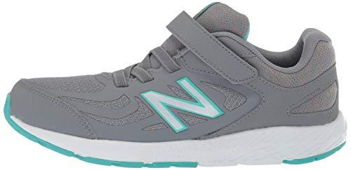 New Balance - Chaussures KV519V1Y pour garçon, 33 EUR - Width W, Pomegranate/Rainbow