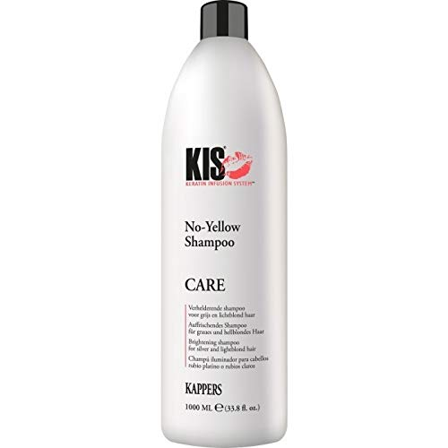 KIS Care No-Yellow Shampoo 1000ml