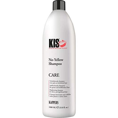 KIS Care No-Yellow Shampoo 1000ml