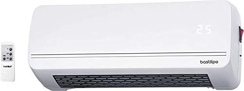 Bastilipo CS-2000B, 2000 W, Plástico, Blanco