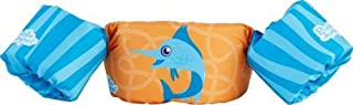 Stearns Puddle Jumper Deluxe Child Life Jacket 30-50Lbs - Orange Dolphin