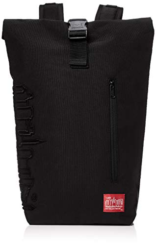 [マンハッタンポーテージ] 正規品【公式】MP Embroidery Hillside Backpack JR 公式 MP ブラック