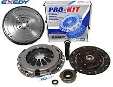 Amazon.com: EXEDY CLUTCH PRO-KIT+HD FLYWHEEL 92-00 HONDA CIVIC 93-97 DEL SOL 1.5L 1.6L SOHC: Automotive