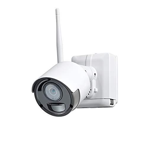 Akkubetriebene Funk-Überwachungskamera für DR200 Set Metallgehäuse IP66