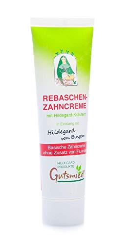 Rebaschen Zahncreme - Zahnpasta Flouridfrei Hildegard Von Bingen 75ml