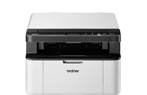 Brother DCP-1610W Mono Laser Printer - All-in-One, Wireless/USB 2.0,...
