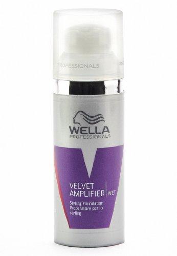 Wella Professional Wet unisex, Velvet Amplifier Styling Foundation, 50 ml