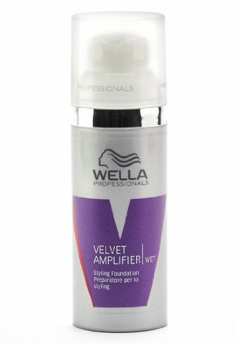Wella Professional Wet unisex, Velvet Amplifier Styling Foundation, 50 ml