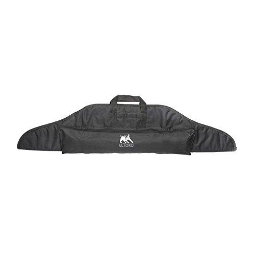 eltoro recurvebogen funda con bolsillo en 3colores diferentes, negro